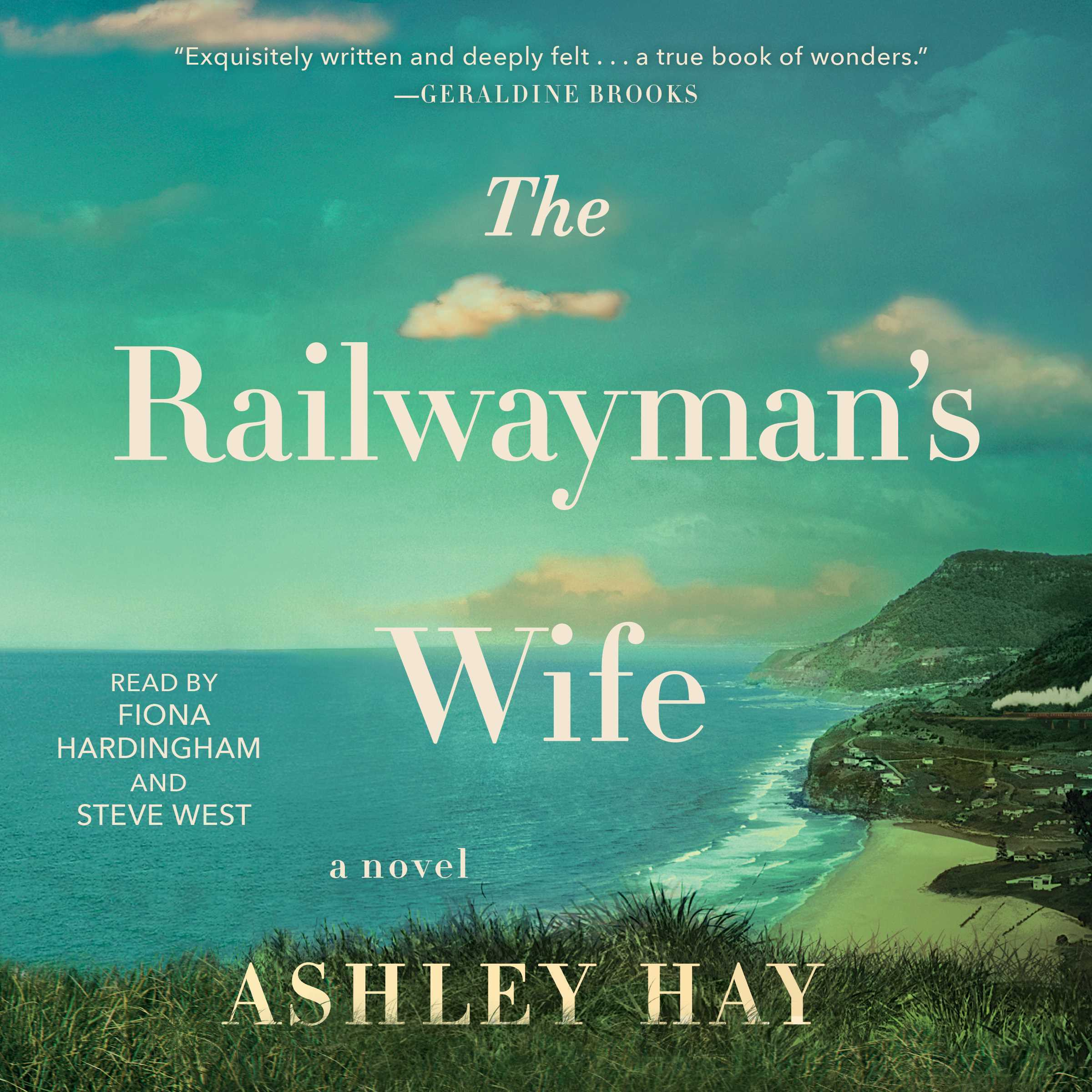 Printable The Railwayman's Wife: A Novel Audiobook Cover Art