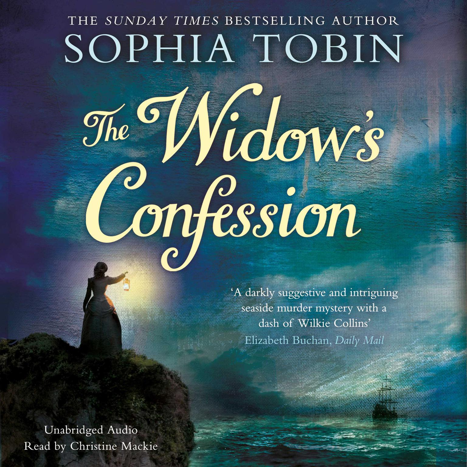 Printable The Widow's Confession Audiobook Cover Art