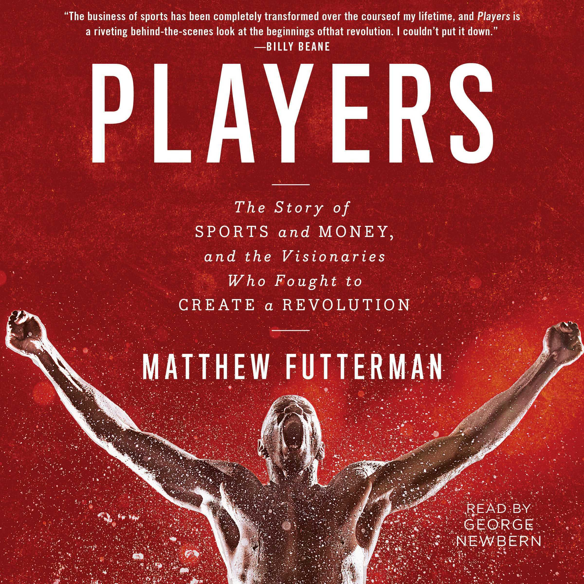 Printable Players: The Story of Sports and Money--and the Visionaries Who Fought to Create a Revolution Audiobook Cover Art