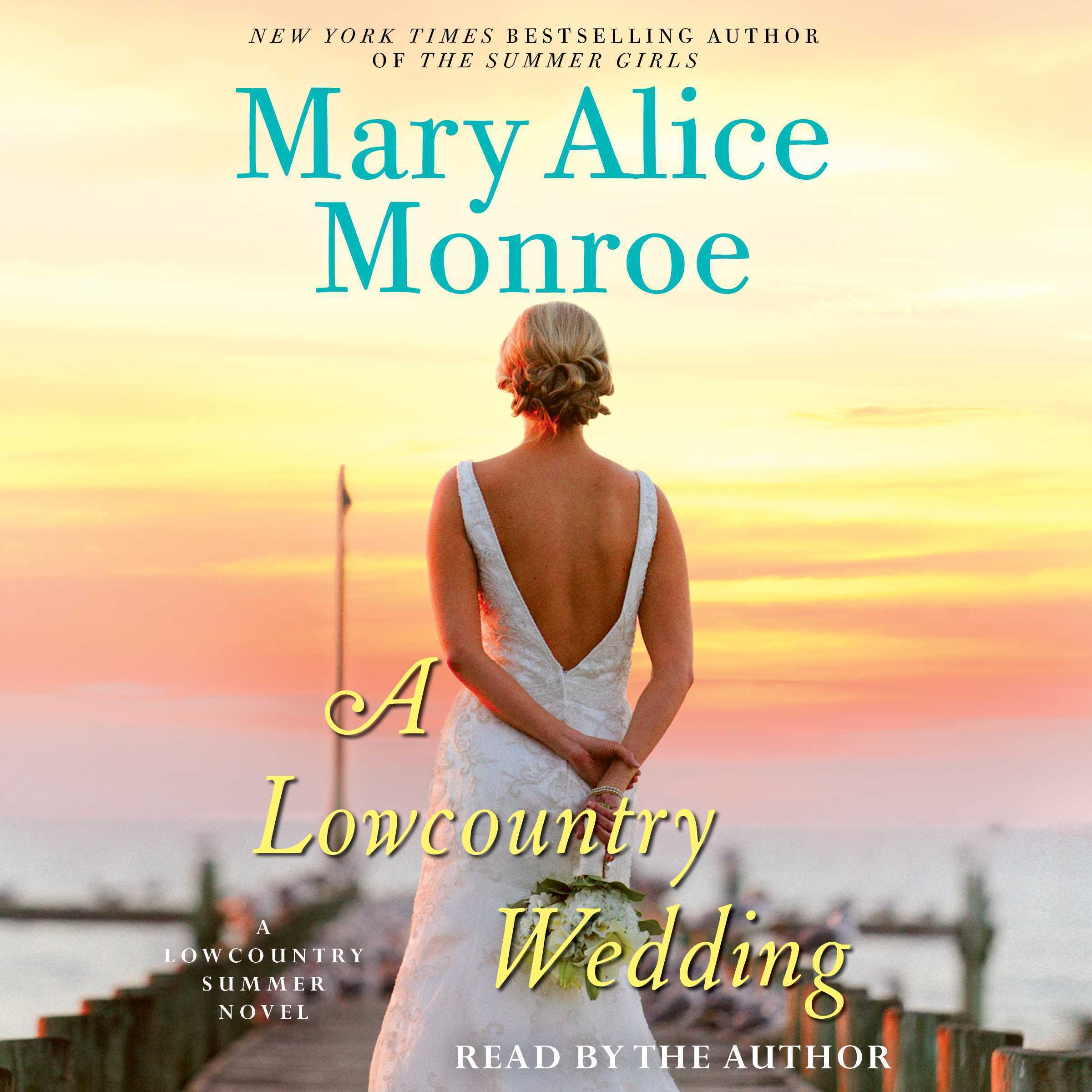 Printable A Lowcountry Wedding Audiobook Cover Art