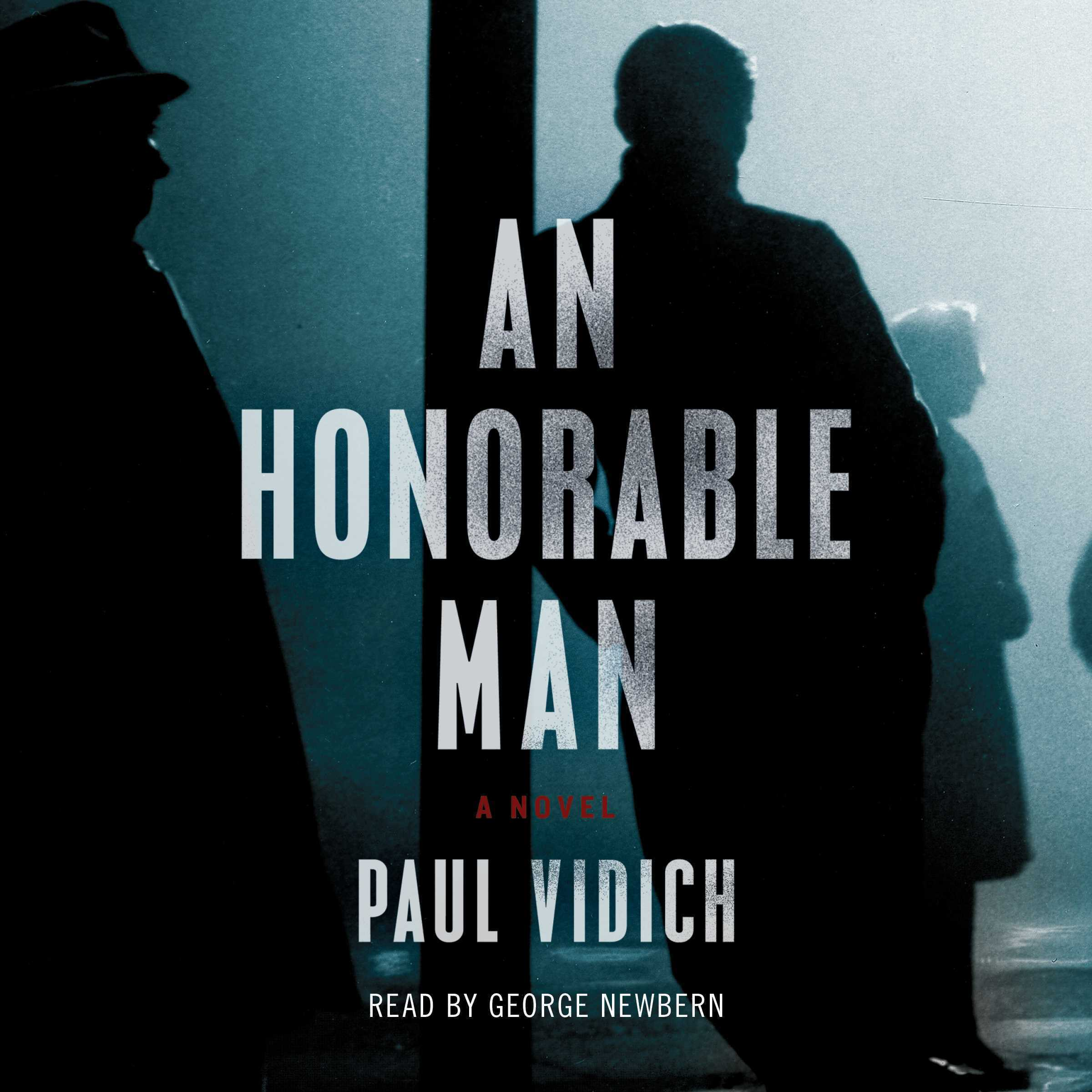 Printable An Honorable Man: A Novel Audiobook Cover Art