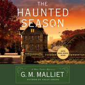 The Haunted Season: A Max Tudor Novel Audiobook, by G. M. Malliet