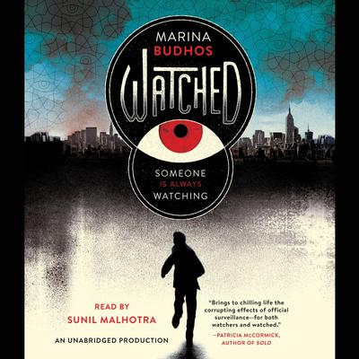 Watched Audiobook, by Marina Budhos
