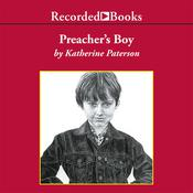 Preacher's Boy Audiobook, by Katherine Paterson