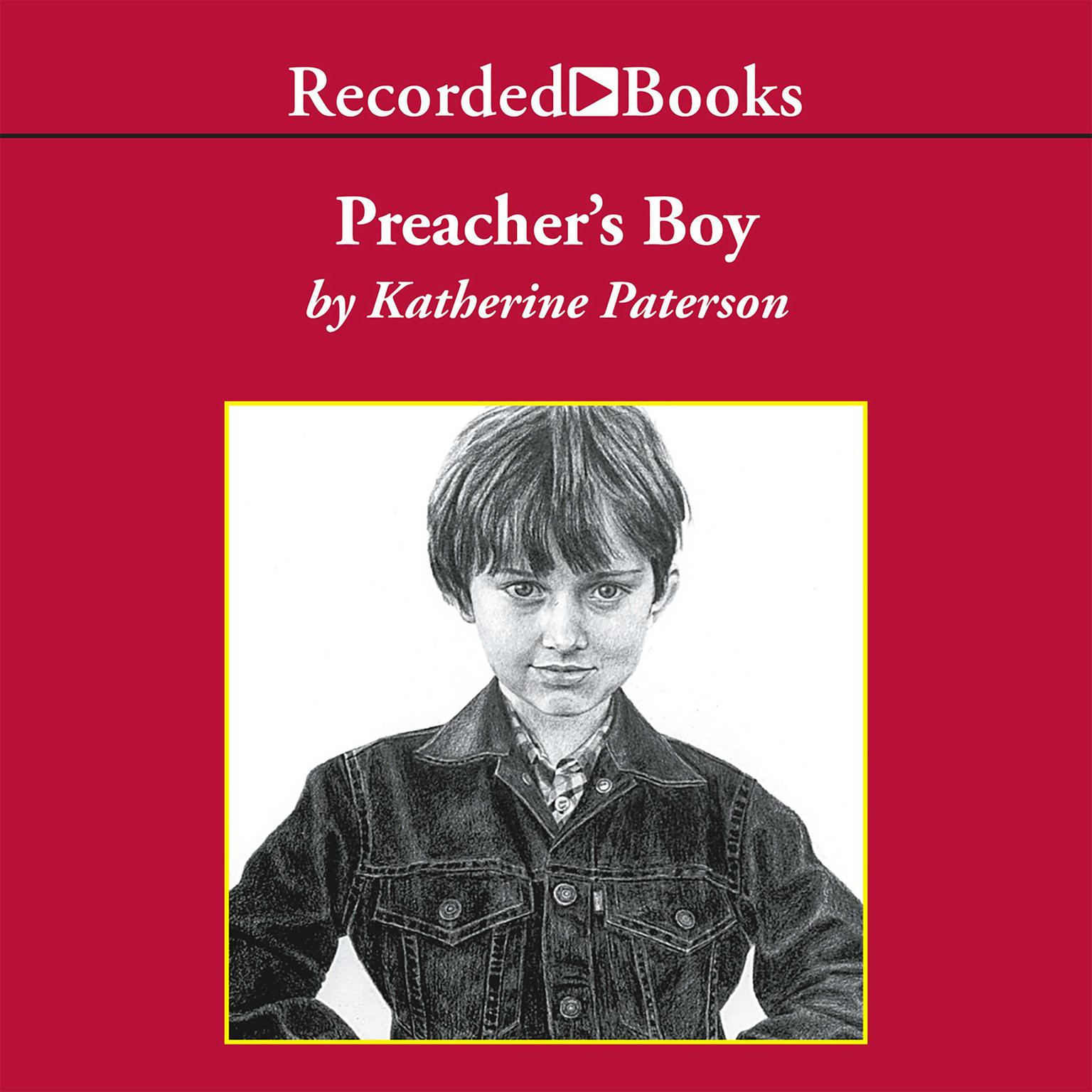 Printable Preacher's Boy Audiobook Cover Art