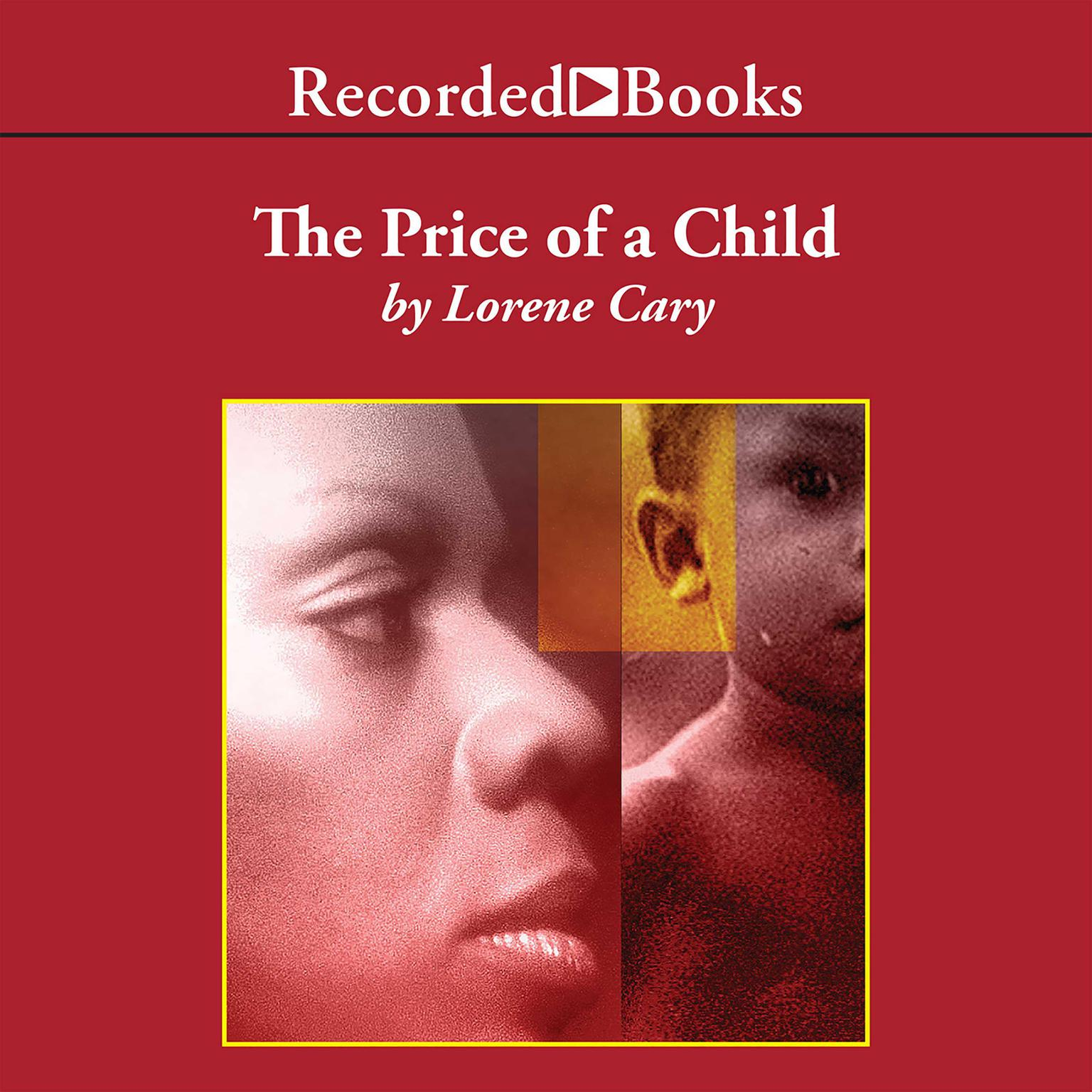 Printable The Price of a Child Audiobook Cover Art