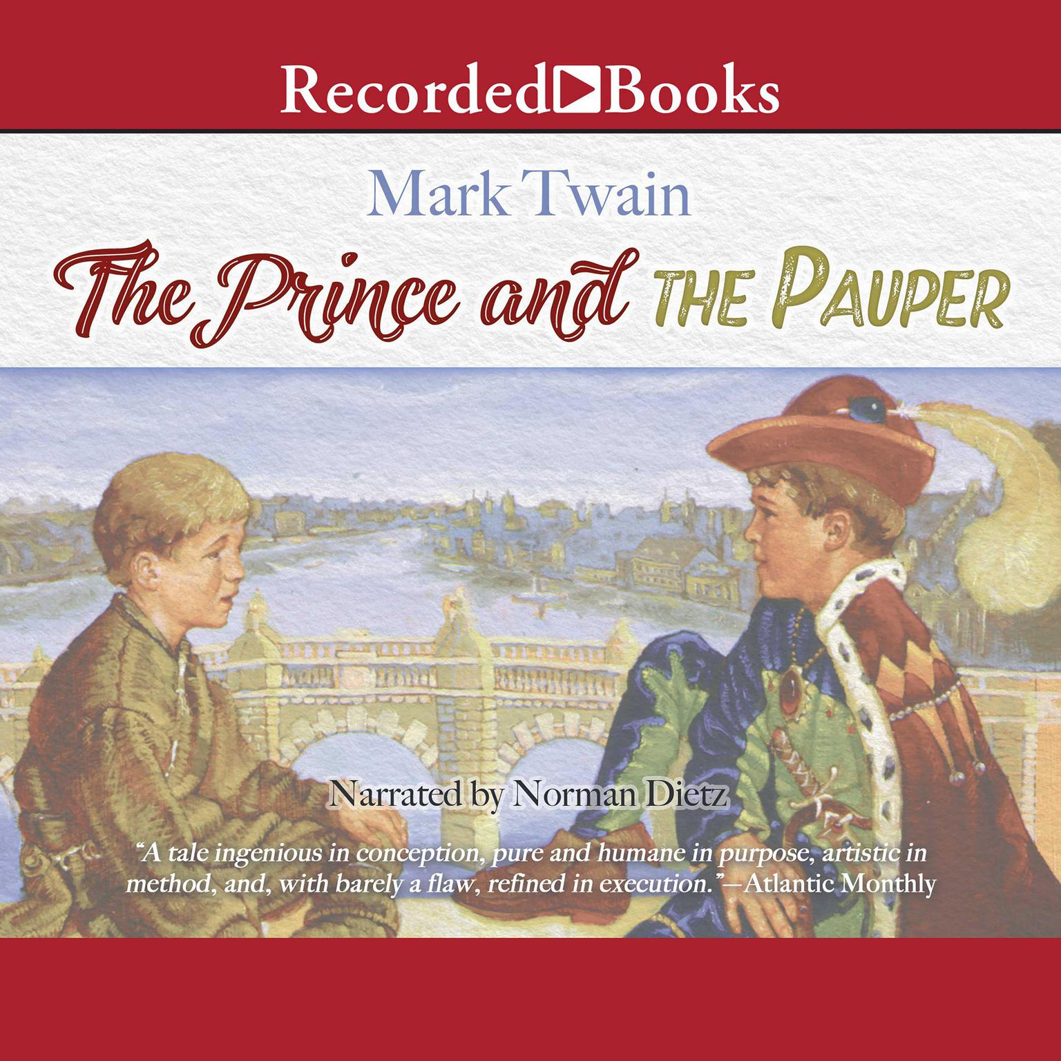 Essay about the prince and the pauper