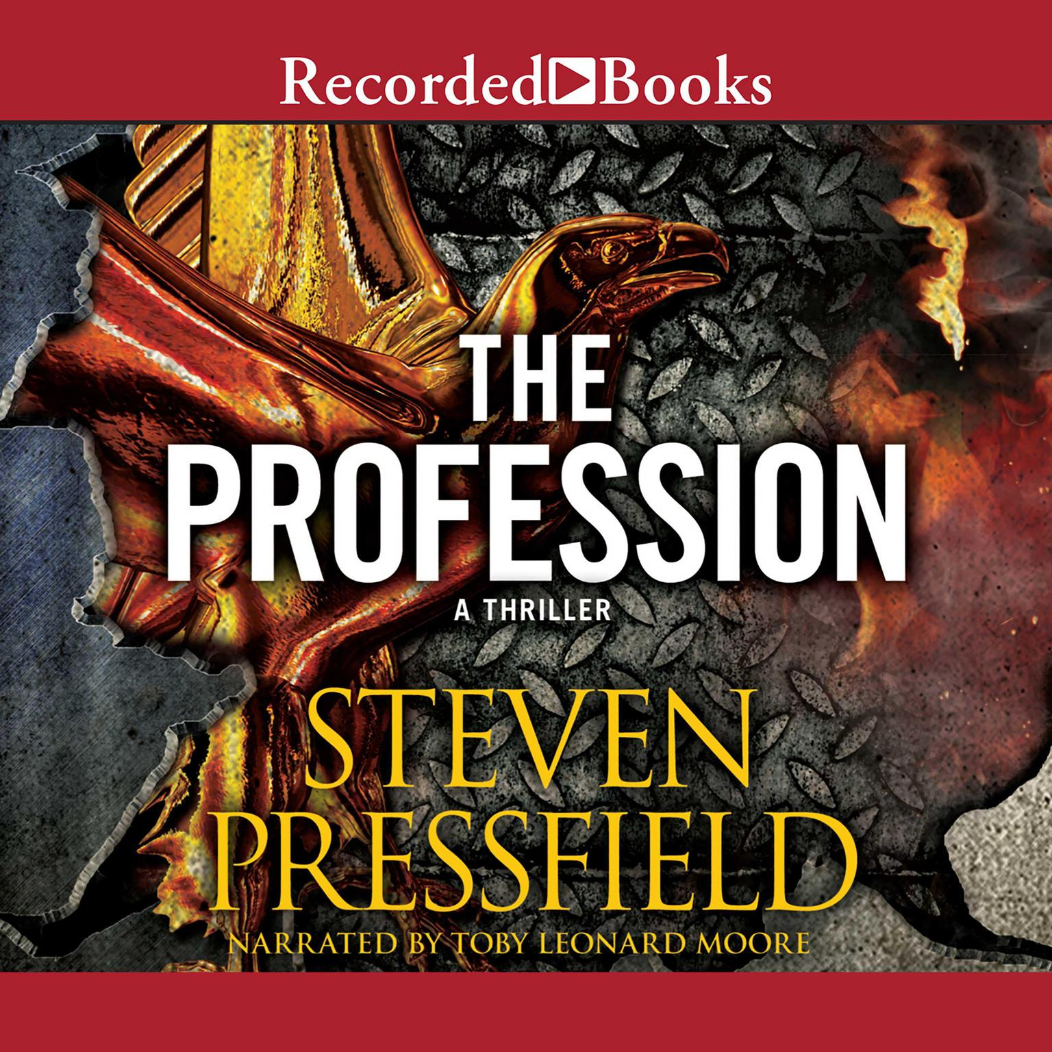 Printable The Profession: A Thriller Audiobook Cover Art