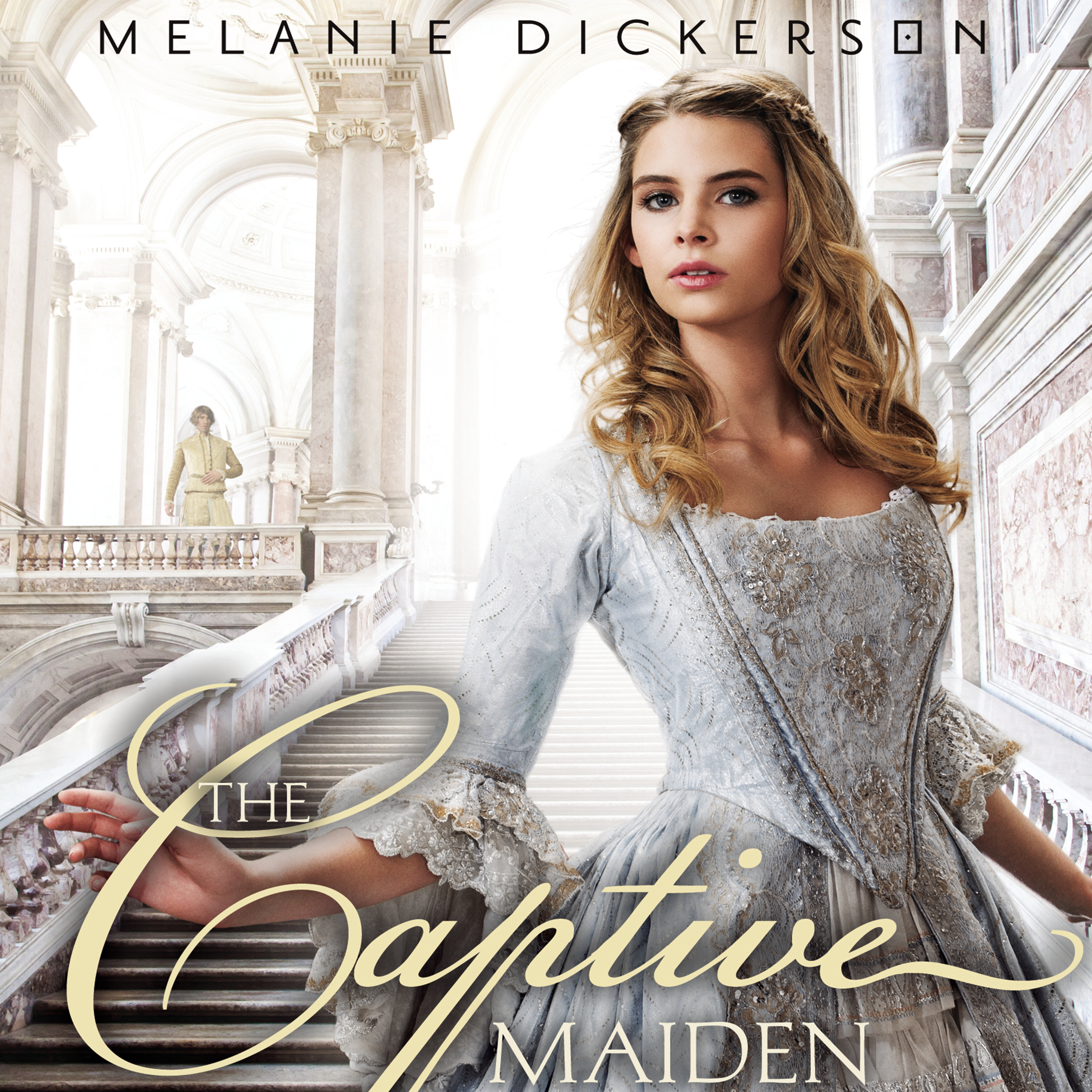 Printable The Captive Maiden Audiobook Cover Art