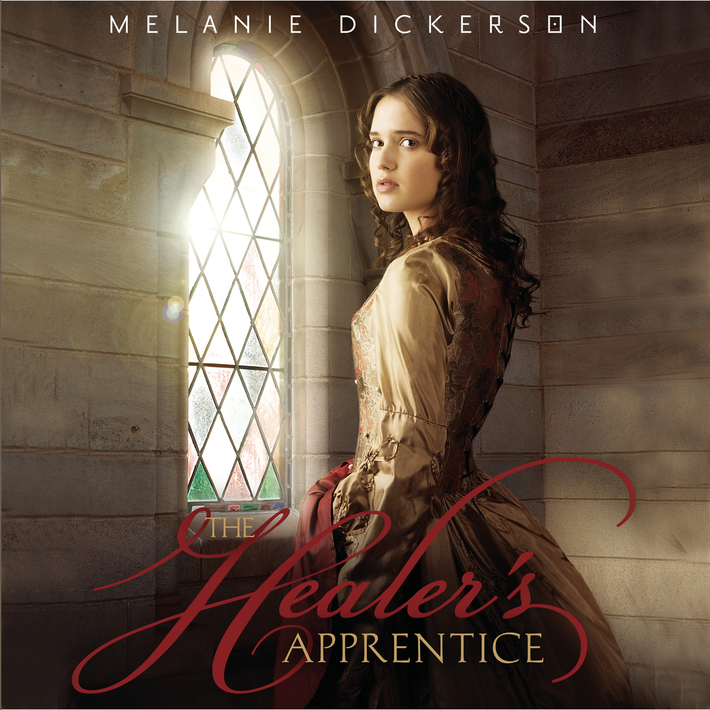 Printable The Healer's Apprentice Audiobook Cover Art