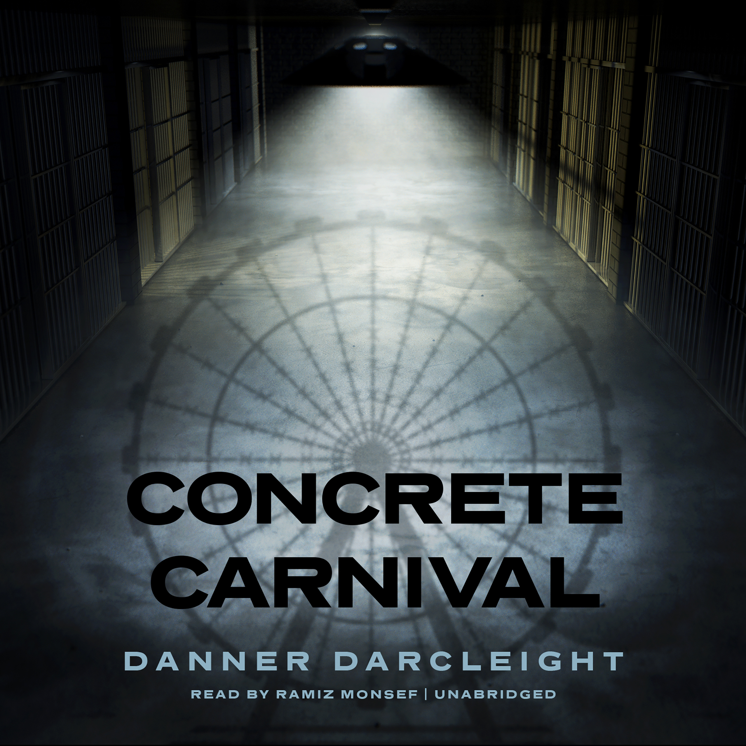 Printable Concrete Carnival Audiobook Cover Art