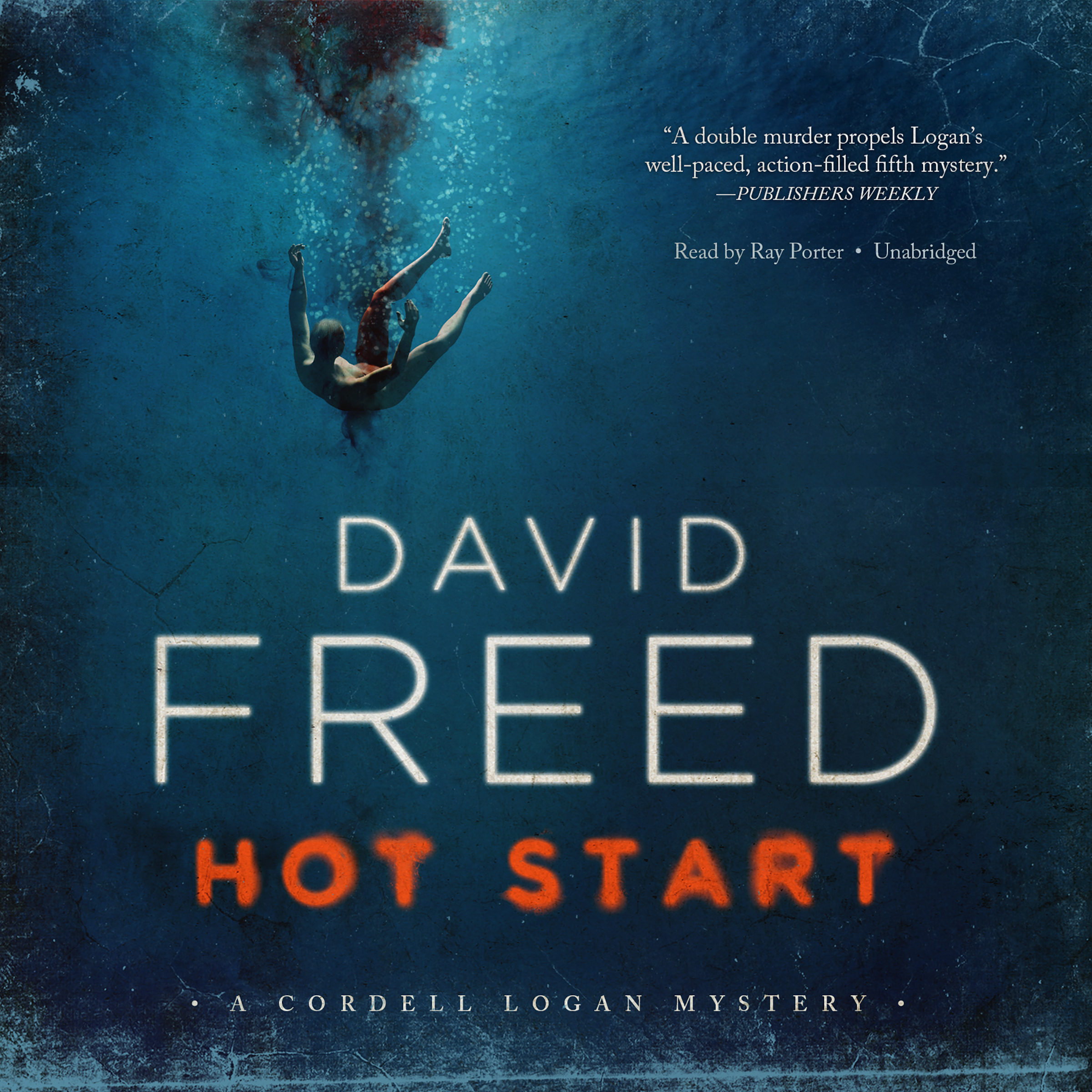 Printable Hot Start: A Cordell Logan Mystery Audiobook Cover Art