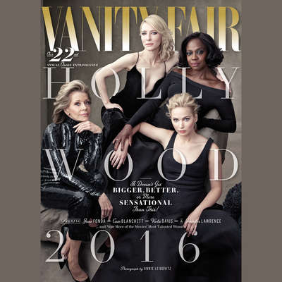Vanity Fair: 2016 Hollywood Issue Audiobook, by Vanity Fair