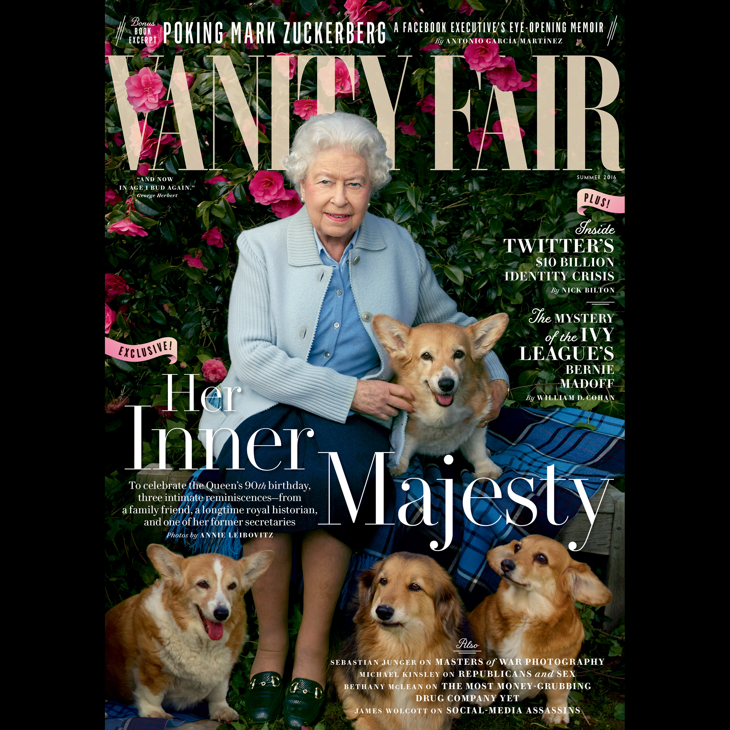 Printable Vanity Fair: Summer 2016 Issue Audiobook Cover Art