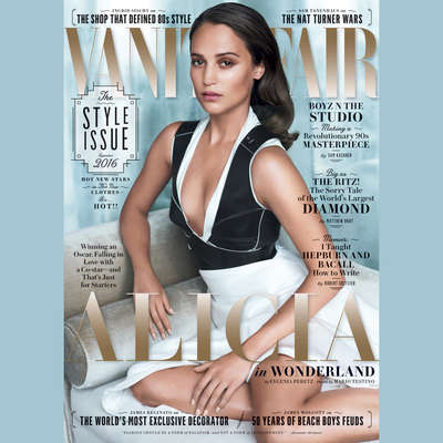 Vanity Fair: September 2016 Issue (Abridged) Audiobook, by Vanity Fair