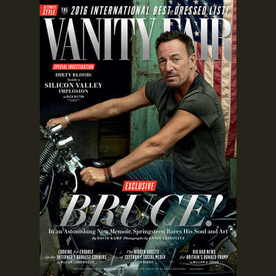 Vanity Fair: October 2016 Issue (Abridged) Audiobook, by Vanity Fair