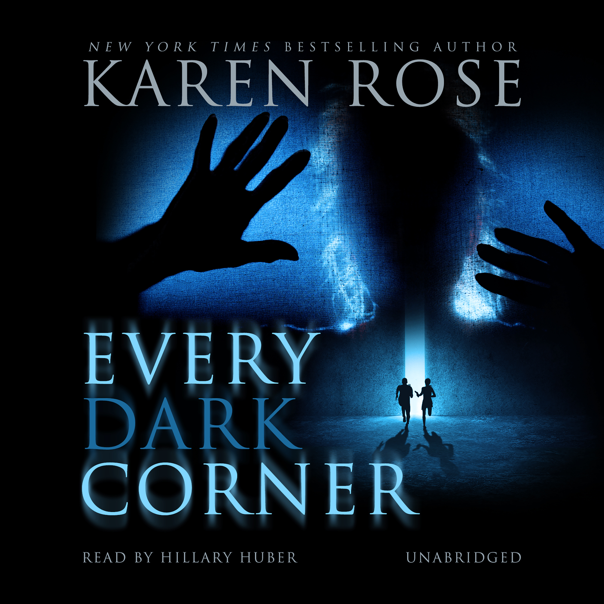 Printable Every Dark Corner Audiobook Cover Art