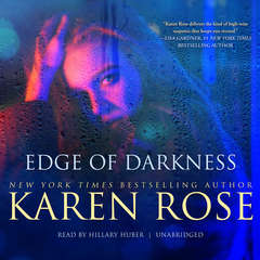Edge of Darkness Audiobook, by Karen Rose