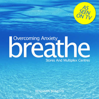 Overcoming Anxiety: Stores and Multiplex Centers: Mindfulness Meditation Audiobook, by