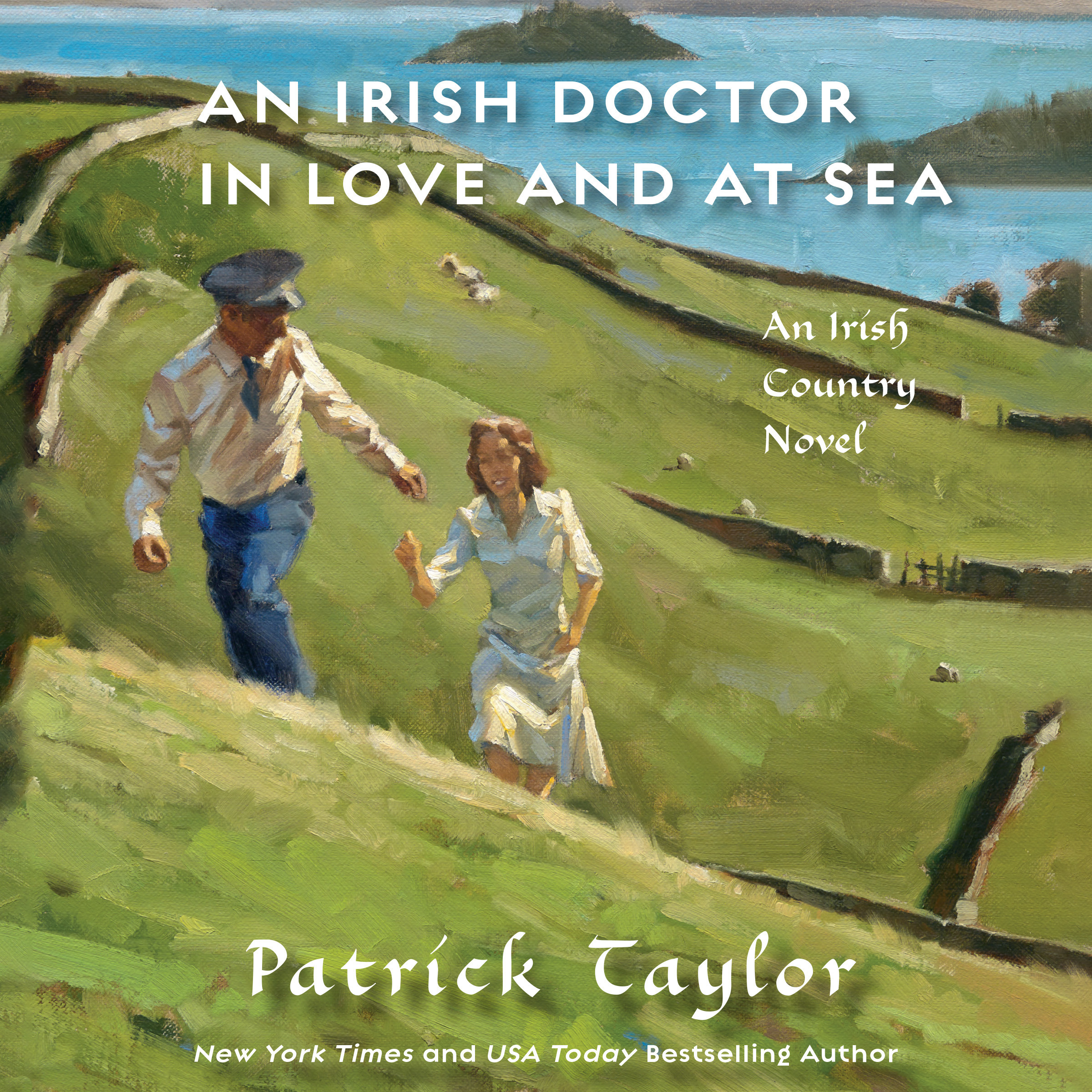 Printable An Irish Doctor in Love and at Sea: An Irish Country Novel Audiobook Cover Art