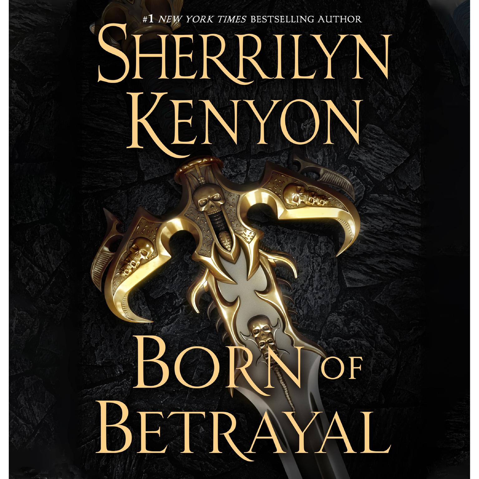 Printable Born of Betrayal: The League: Nemesis Rising Audiobook Cover Art
