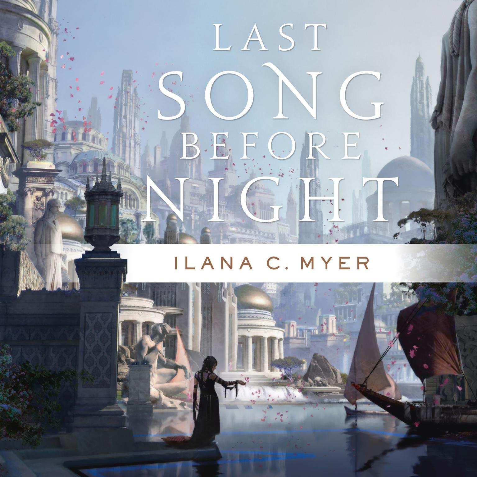 Printable Last Song Before Night Audiobook Cover Art