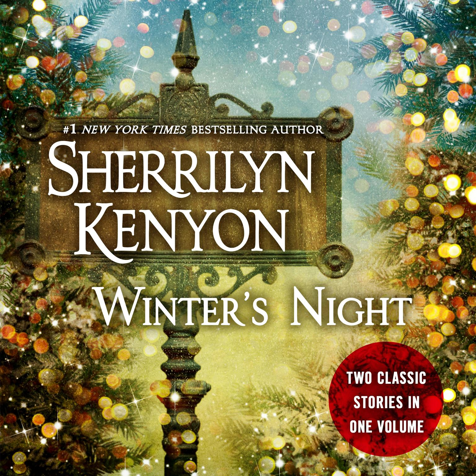 Printable Winter's Night Audiobook Cover Art