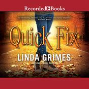 Quick Fix Audiobook, by Linda Grimes