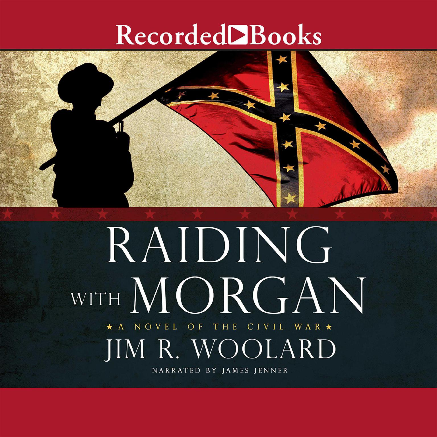 Printable Raiding with Morgan Audiobook Cover Art
