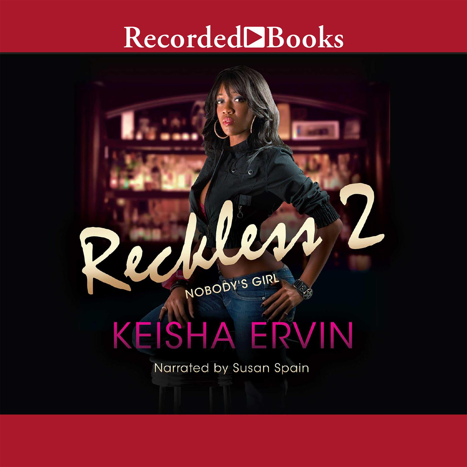 Printable Reckless 2: Nobody's Girl Audiobook Cover Art