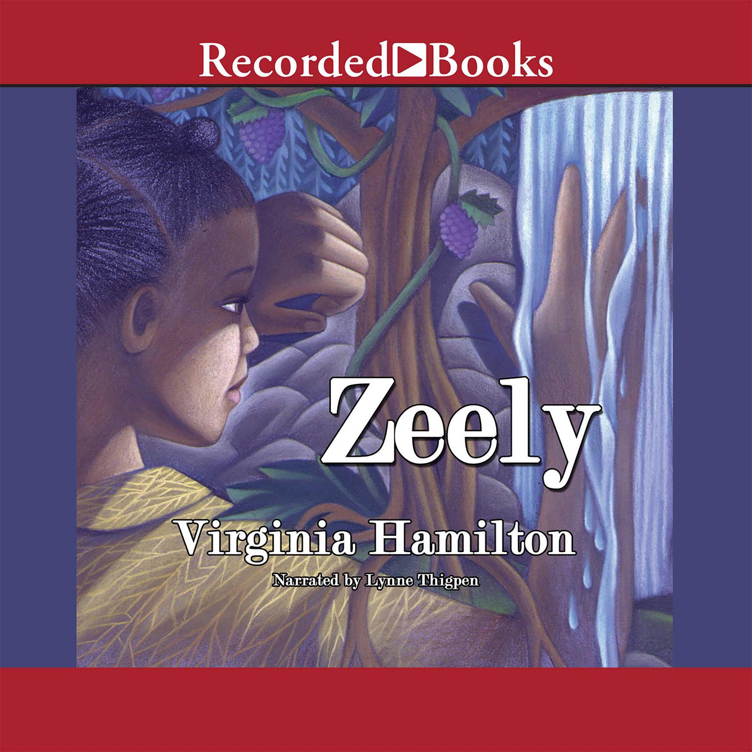 Printable Zeely Audiobook Cover Art