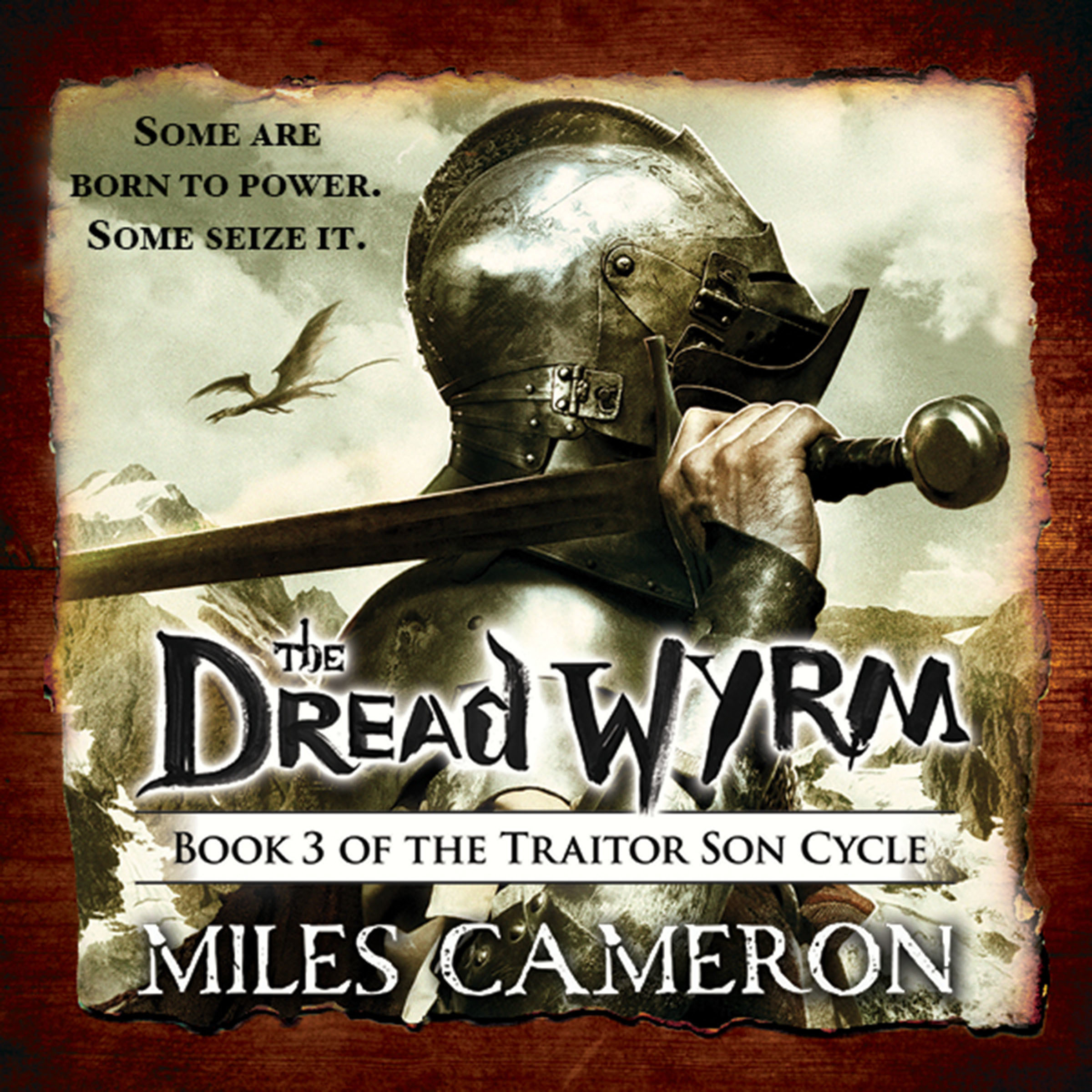 Printable The Dread Wyrm Audiobook Cover Art