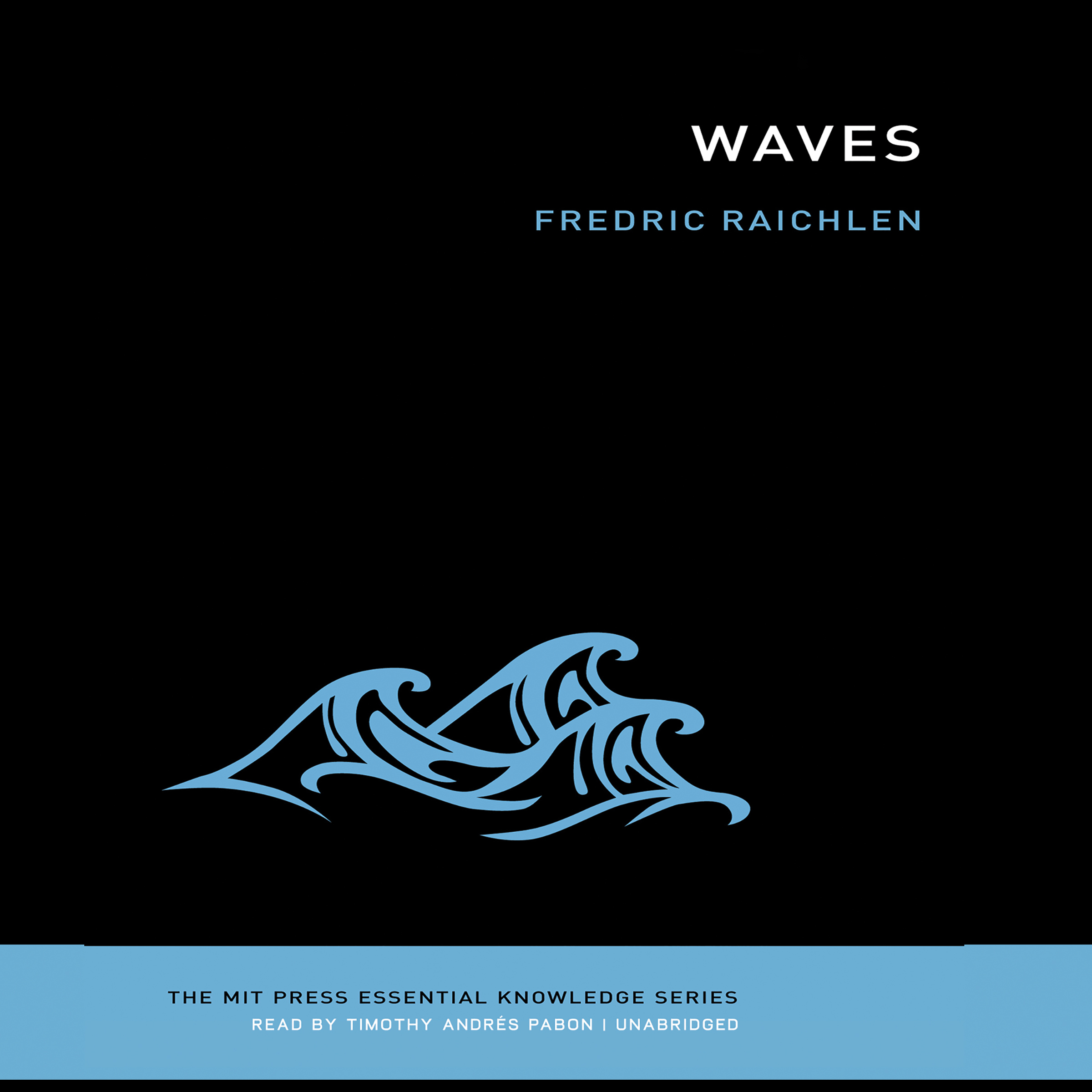 Printable Waves Audiobook Cover Art