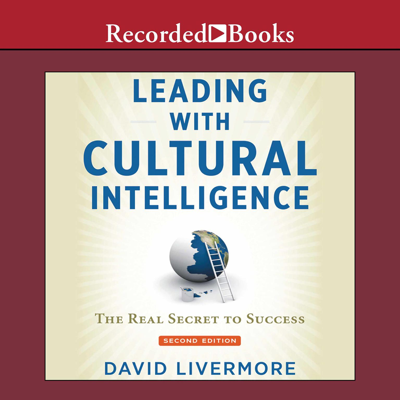 Printable Leading with Cultural Intelligence: The Real Secret to Success (Second Edition) Audiobook Cover Art