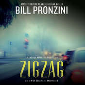 Zigzag: A Nameless Detective Collection Audiobook, by Bill Pronzini