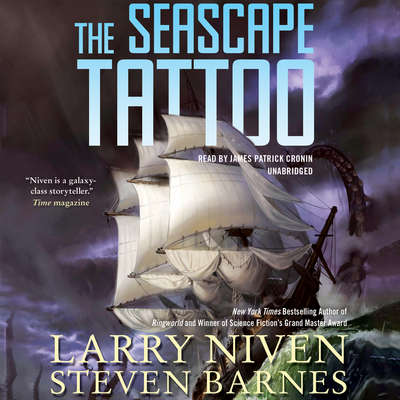 The Seascape Tattoo Audiobook, by Larry Niven