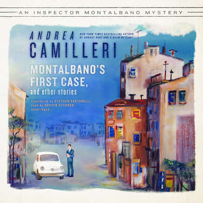 Montalbano's First Case, and Other Stories Audiobook, by Andrea Camilleri
