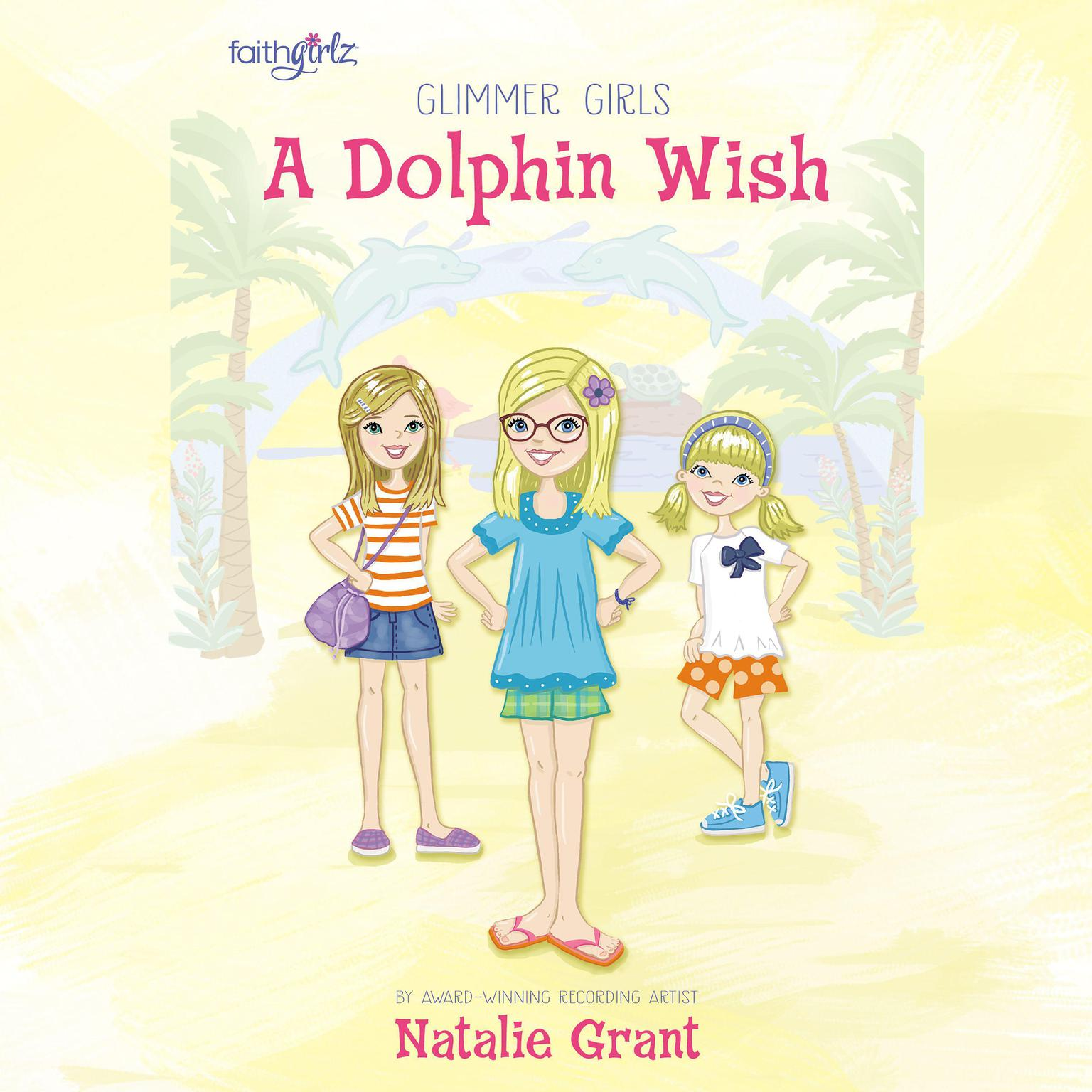 Printable A Dolphin Wish Audiobook Cover Art