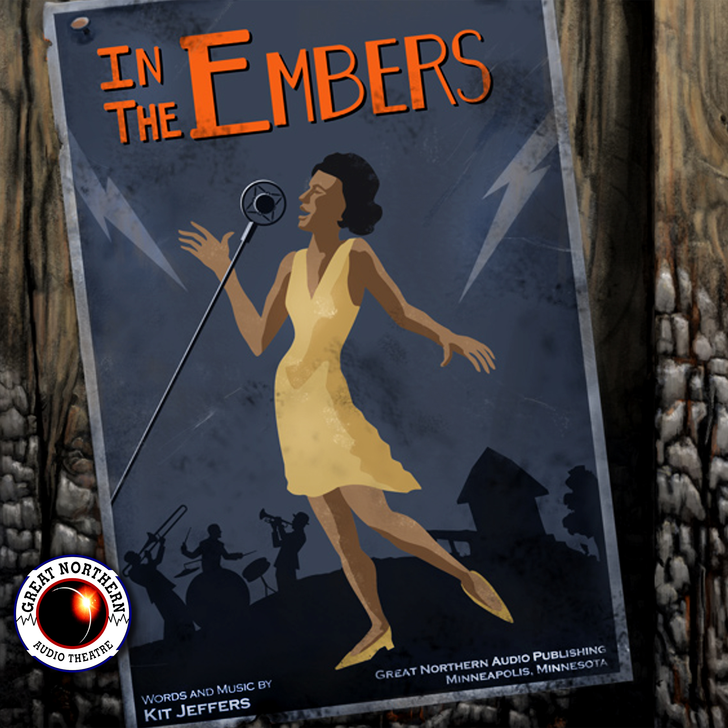 Printable In the Embers Audiobook Cover Art