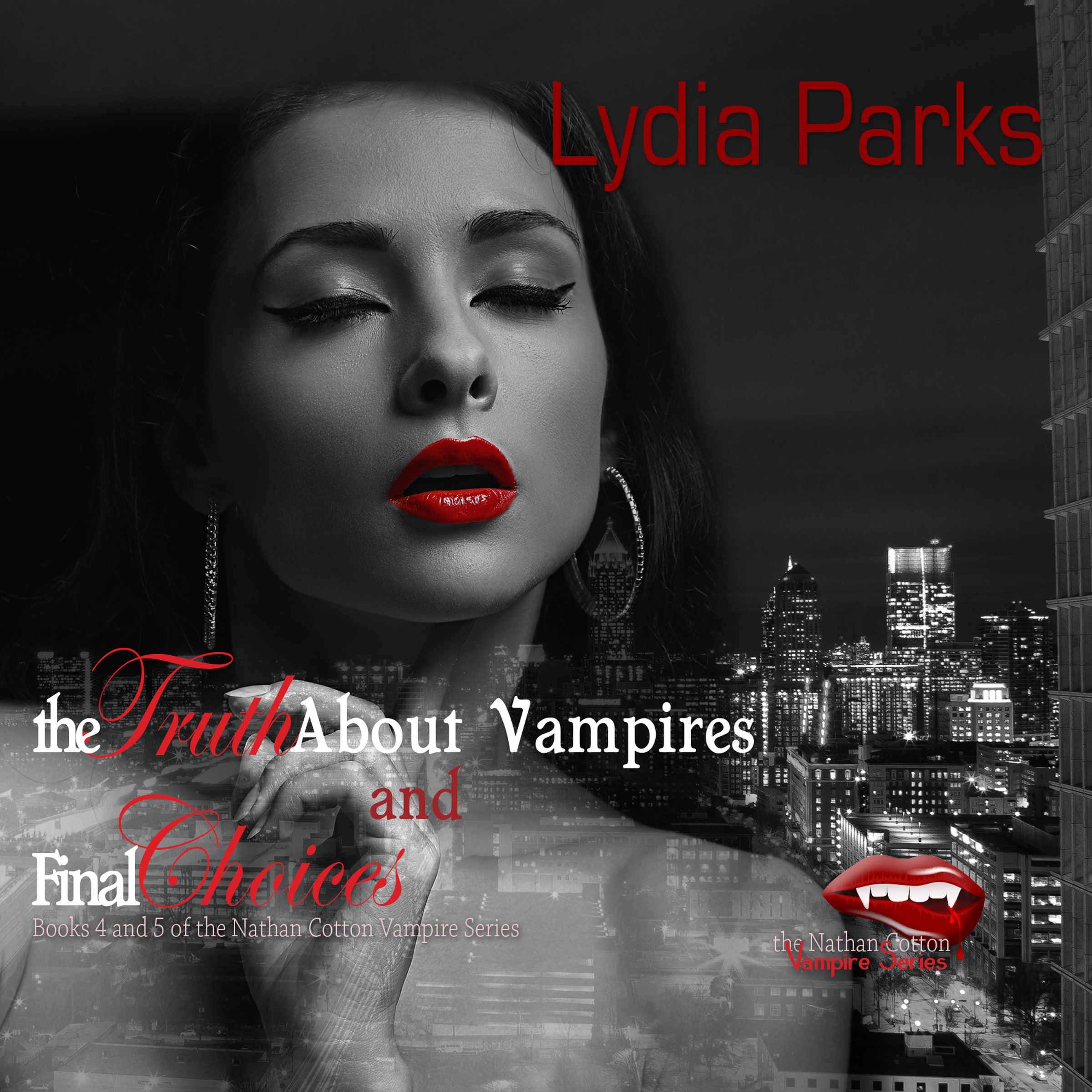 Printable The Truth about Vampires and Final Choices Audiobook Cover Art