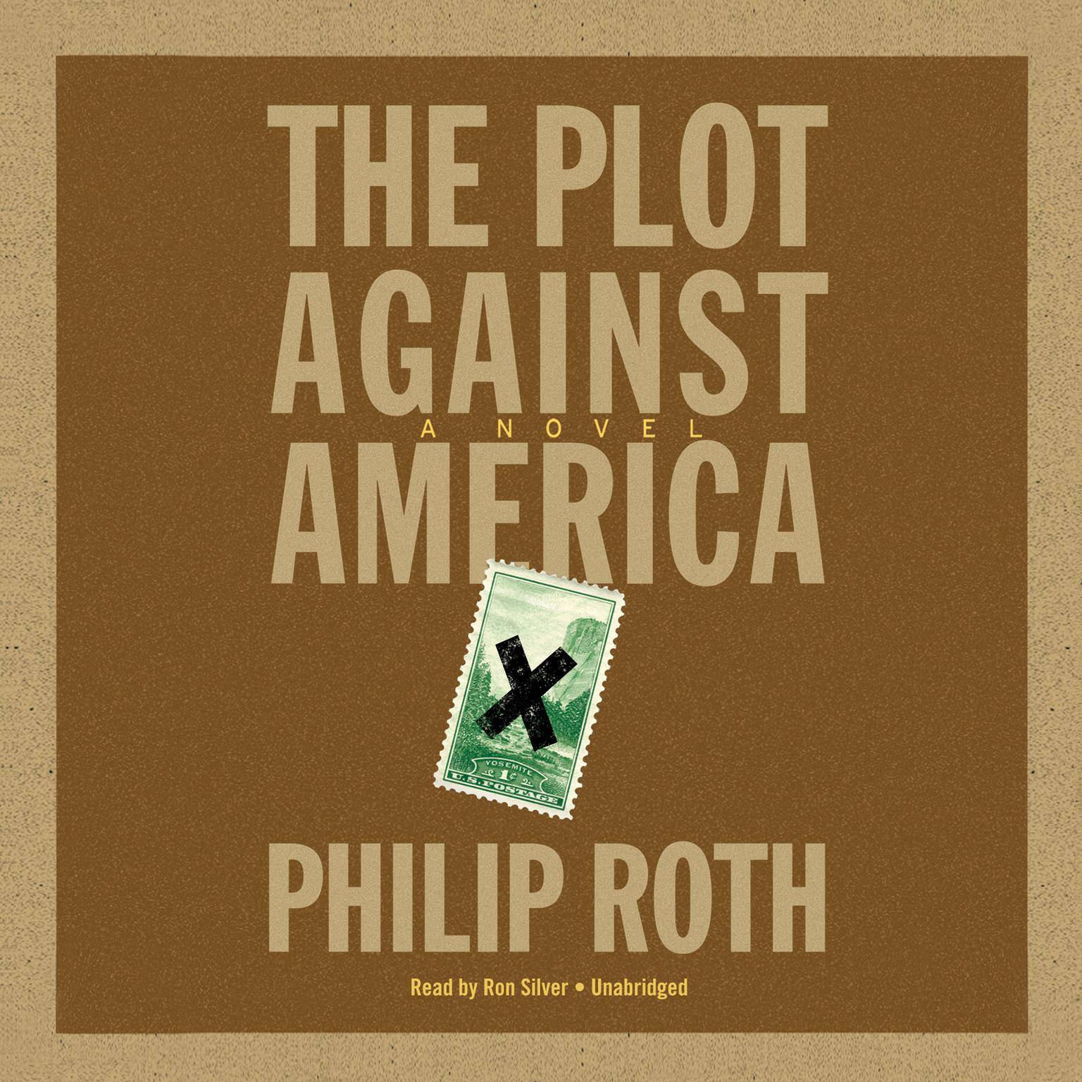 Printable The Plot against America Audiobook Cover Art
