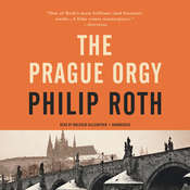 The Prague Orgy Audiobook, by Philip Roth