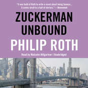 Zuckerman Unbound Audiobook, by Philip Roth