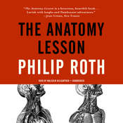 The Anatomy Lesson Audiobook, by Philip Roth