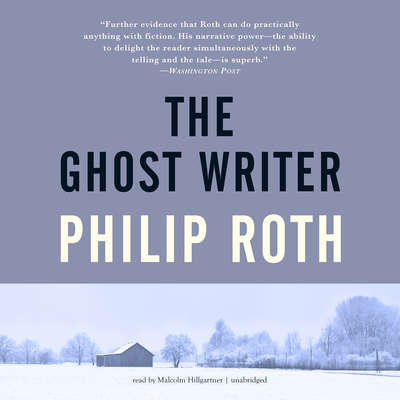 The Ghost Writer Audiobook, by