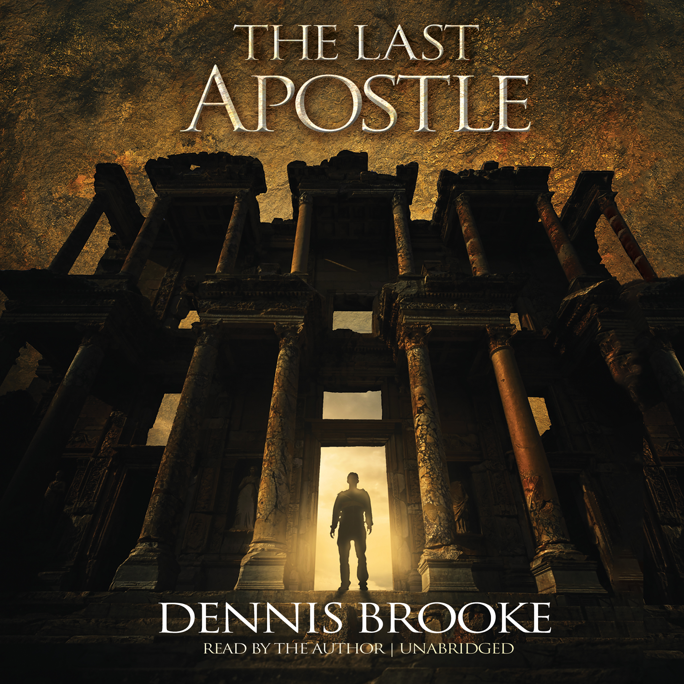 Printable The Last Apostle: A Novel Audiobook Cover Art