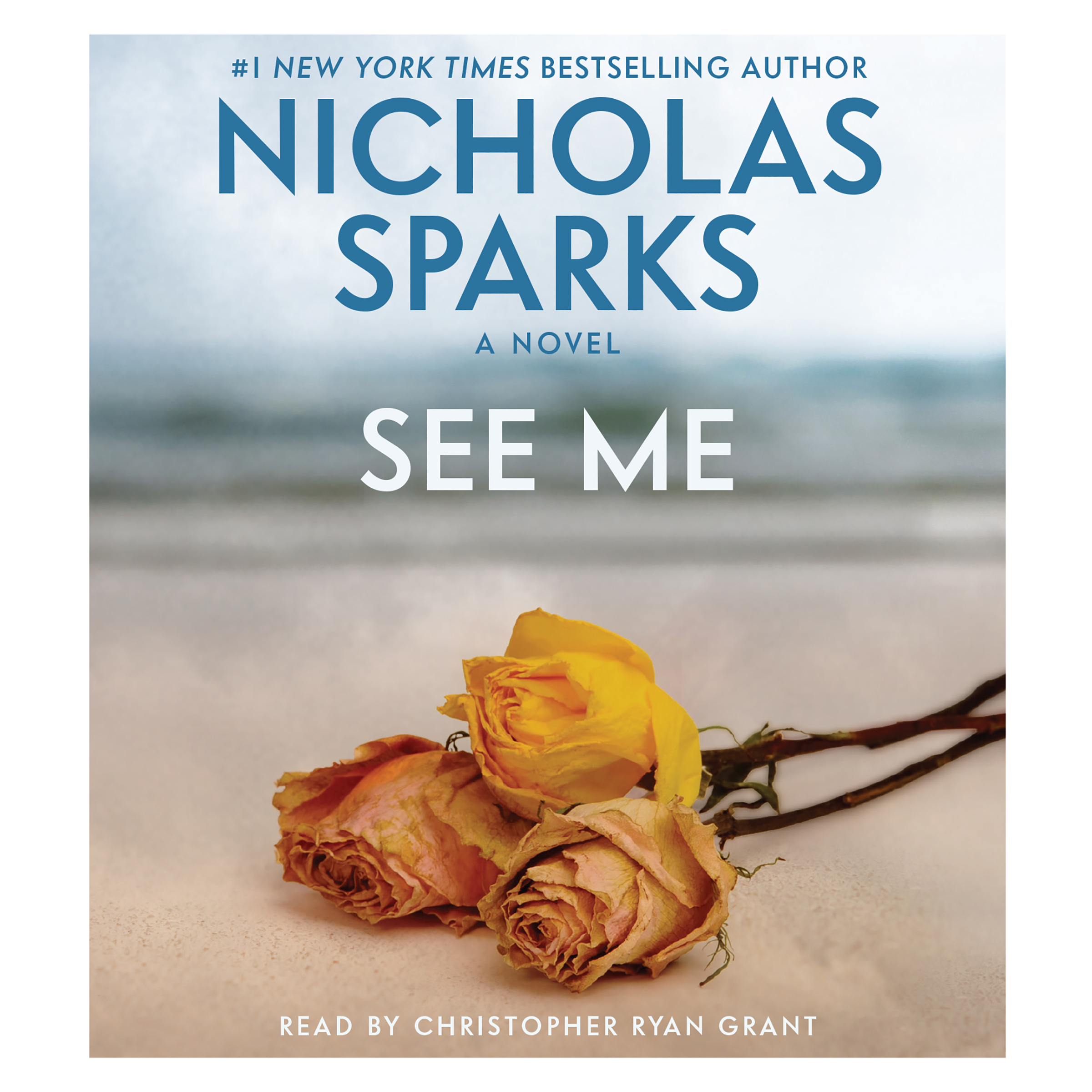 Printable See Me Audiobook Cover Art