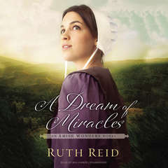 A Dream of Miracles: An Amish Wonders Novel Audiobook, by Ruth Reid