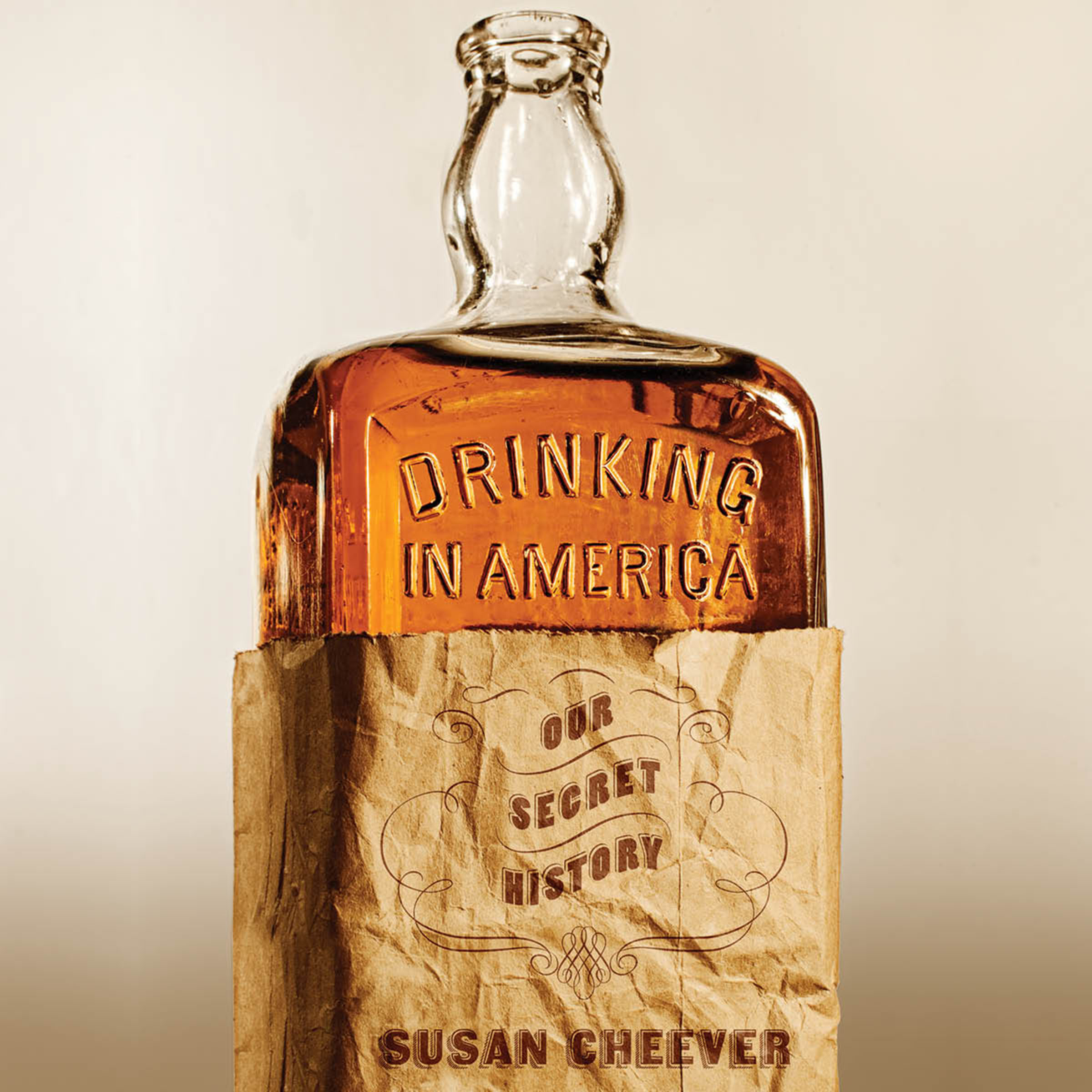 Printable Drinking in America: Our Secret History Audiobook Cover Art