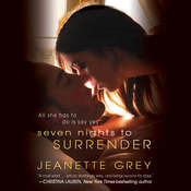 Seven Nights to Surrender Audiobook, by Jeanette Grey